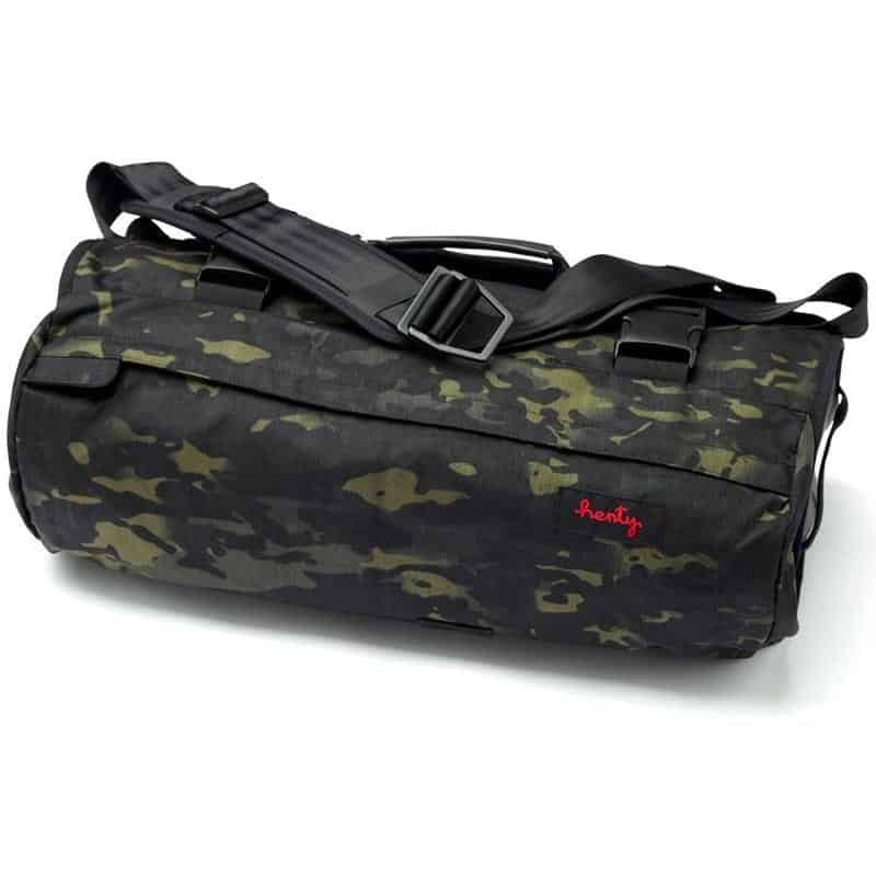 CoPilot Messenger Bag in Camo (Limited Edition)