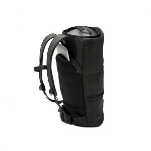 CoPilot Backpack Canvas standing up